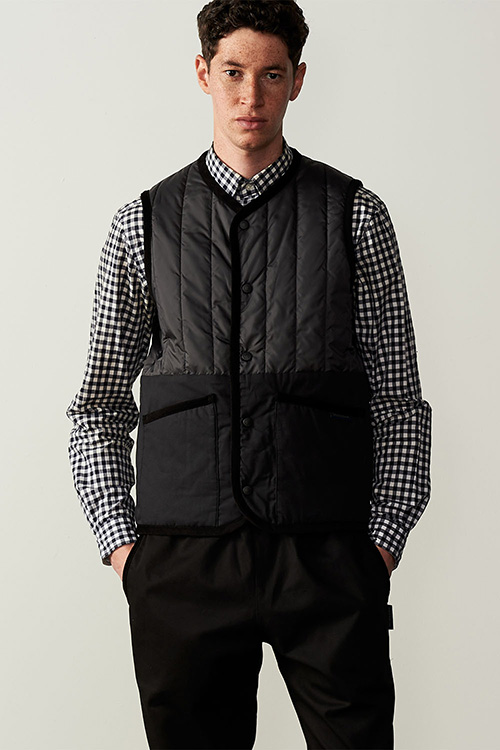 SPLIT THORNHAM GILET