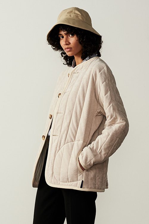 TOWEL SHOP COAT