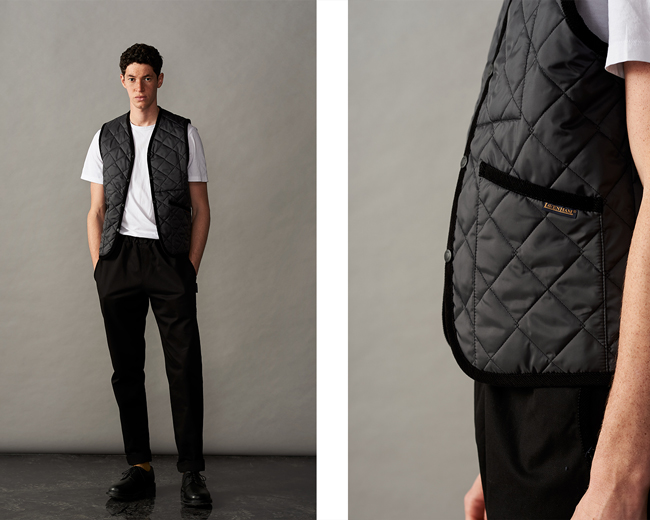 The Thornham Gilet
